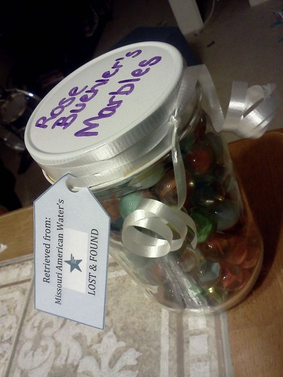 Lost Marbles Retirement Gag Gift Retirement T Ideas
