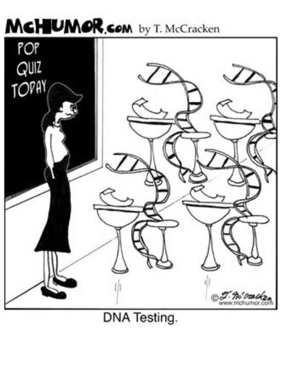 DNA testing. Theresa McCracken. Find more biomedical and