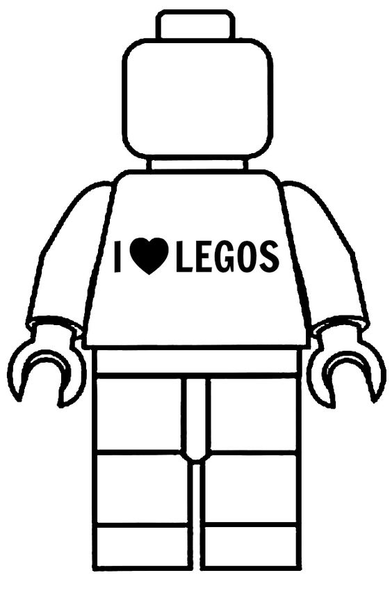 Customized this minifigure with an
