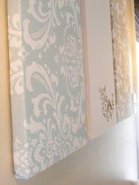 Diy wall, Canvas drop cloths and Diy wall art on Pinterest