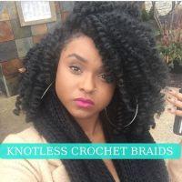 Crochet braids, Crochet and Braids on Pinterest