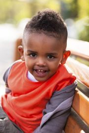 african american toddler boy haircuts