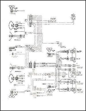 1978 GMC CK Wiring Diagram Pickup Suburban Jimmy Sierra