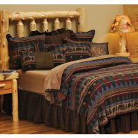 ***Cabin Bear Bedding Collection - Geometric designs and ...
