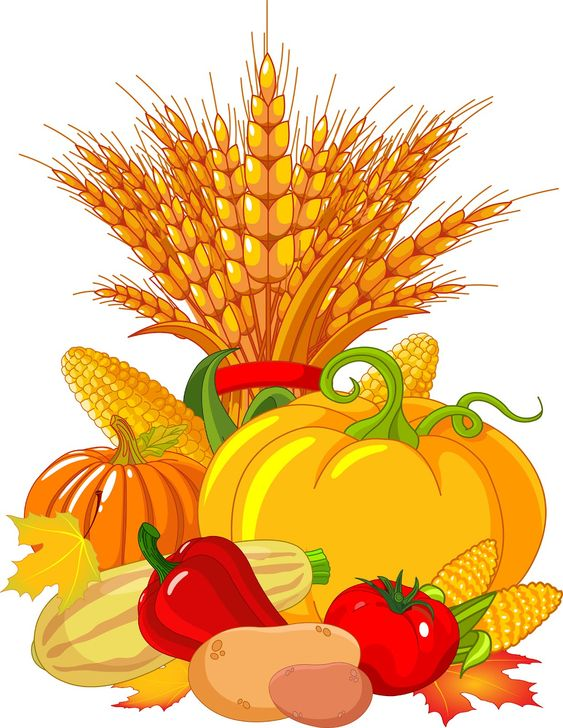 wheat harvest clipart - free clip
