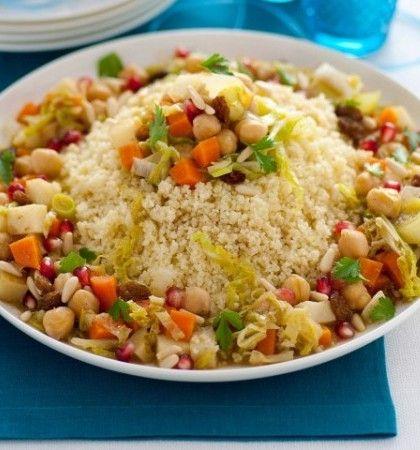 5 Recetas Vegetarianas de Marruecos  Recetas