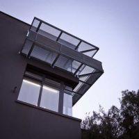 Steel balcony cantilever   boschkop house   Pinterest ...