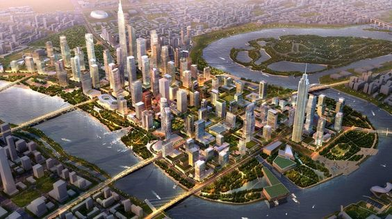 Tianjin Binhai New Area