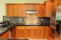backsplash with slate tile 6x6 | Kitchen ideas | Pinterest ...