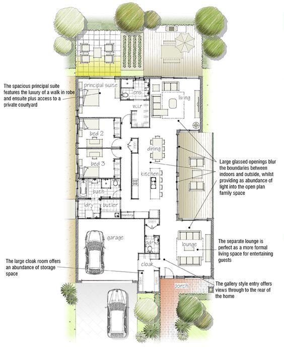 Sekisui House Australia SA House Designs About 2500 Sf