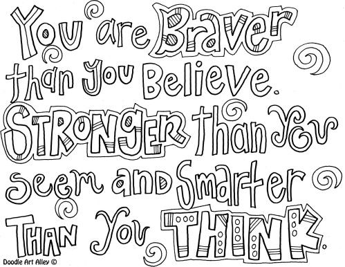 Educational quotes, Coloring and Coloring pages on Pinterest