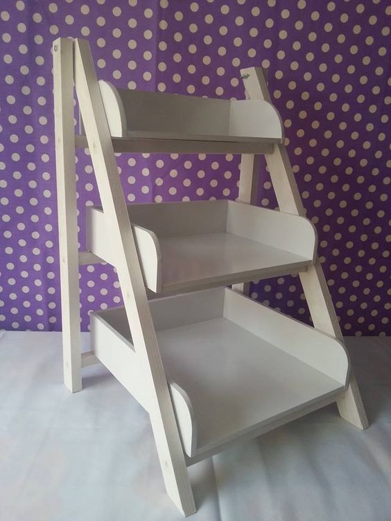 chair covers craft ideas upholstered wingback chairs escalera para candy bar | pinterest bars, trays and crafts