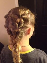 Topsy tail braid | Hair styles we have done! | Pinterest ...