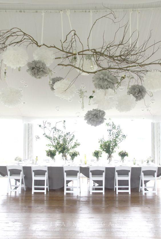 Hanging Wedding Decorations - Part 3   bellethemagazine.com: