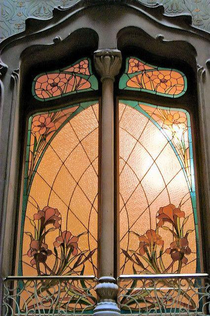 Art Nouveau (Modernismo), Barcelona, Spain | JV: