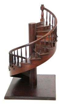 A Model of a Spiral Staircase | Models, Spirals and ...