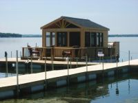 Trailerable Houseboats | Trailerable Pontoon Houseboat ...