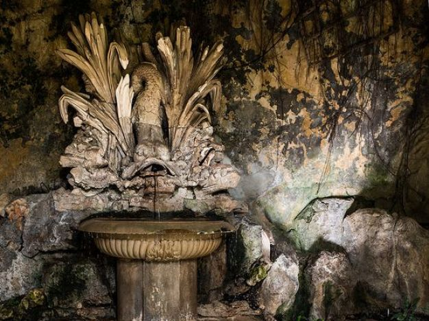 All sizes | Fountain at Villa Ephrussi de Rothschild, France | Flickr - Photo Sharing!: