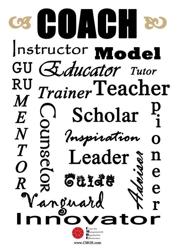 Coaching, Leadership and Sunday school teacher on Pinterest