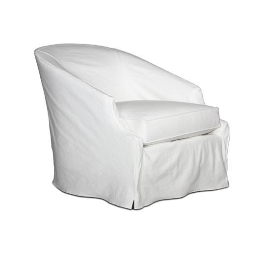 Barrel chair Barrels and Chair slipcovers on Pinterest