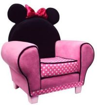 Minnie Mouse Chair For Kids Room | Disney, For kids and ...