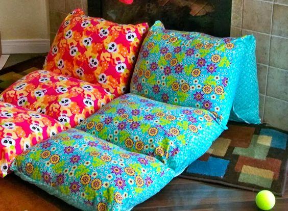 Idéias de como reaproveitar os travesseiros |: