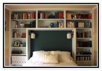 Bookcase headboard, Bookcases and Headboards on Pinterest