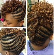 double strand twists and rod set
