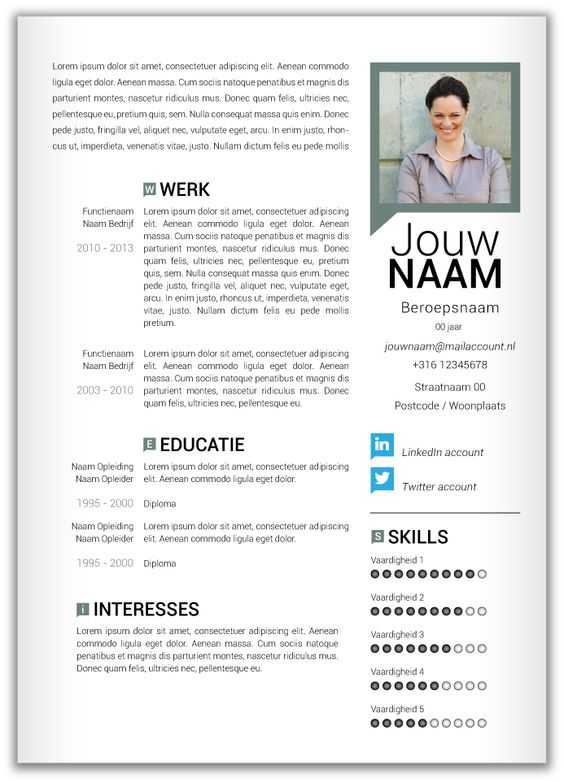 Curriculum Vitae Template Afrikaans Thank You Card Wording For Wedding
