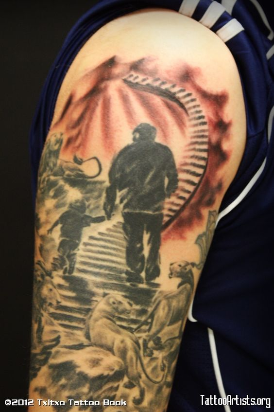 20 Heaven Tattoos Sleeve Ideas Drawings Ideas And Designs