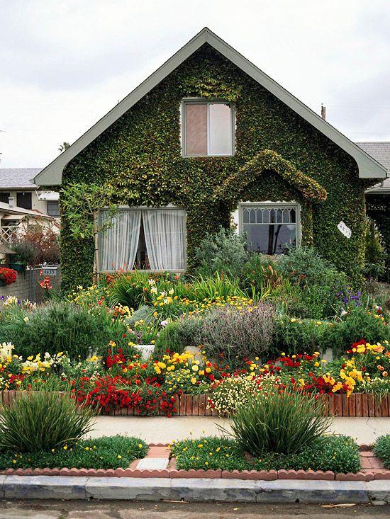 sunny landscape ideas gardens