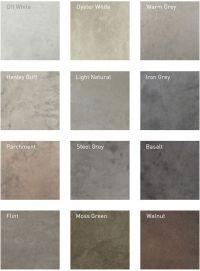 Lazenby - Recommended Polished Concrete Colours | Detail ...