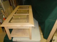 Coffee table displays, Glass coffee tables and Display
