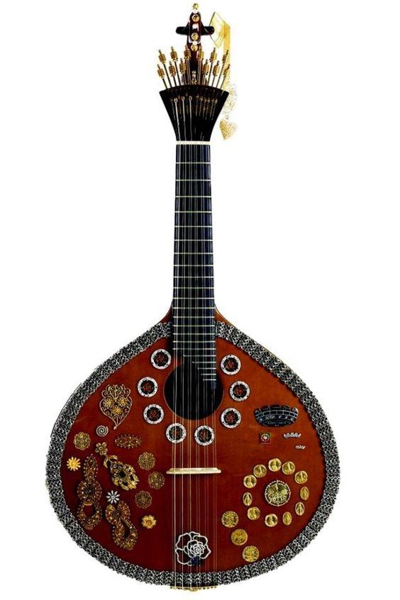 Portuguese Guitar | #Portugal #wine #Porto:
