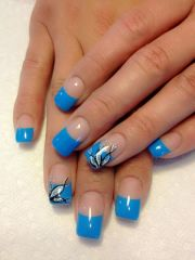 french tips easy. 's