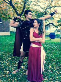 Meg and Hercules #disney #halloween | Disney | Pinterest ...