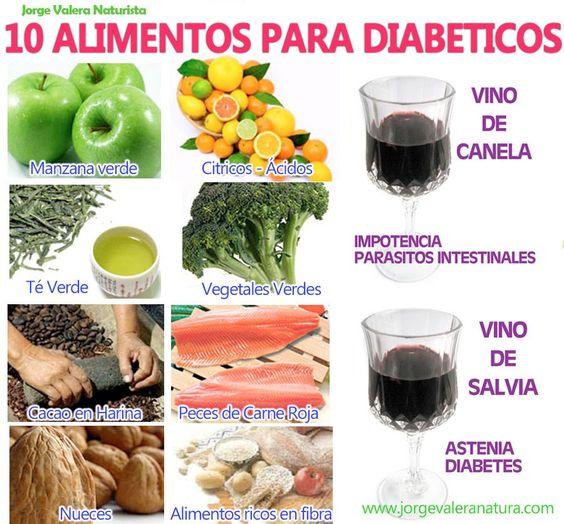 alimentos para diabeticos  remedios caseros para la piel