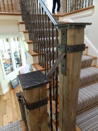 Rustic staircase, Staircase design and Staircases on Pinterest