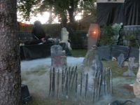 Spooky Fog Ideas for Halloween Decorating and Cemetery ...