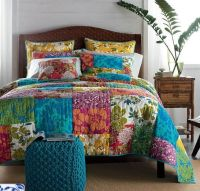 Free Shipping New Arrival Colorful Patchwork Quilt ...