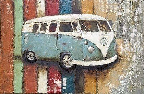 3d Vw bus and Van on Pinterest