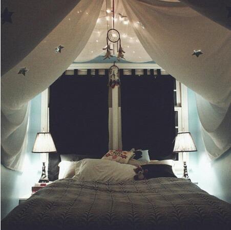 fort bedroom indoor tent  Art Design and Beautiful