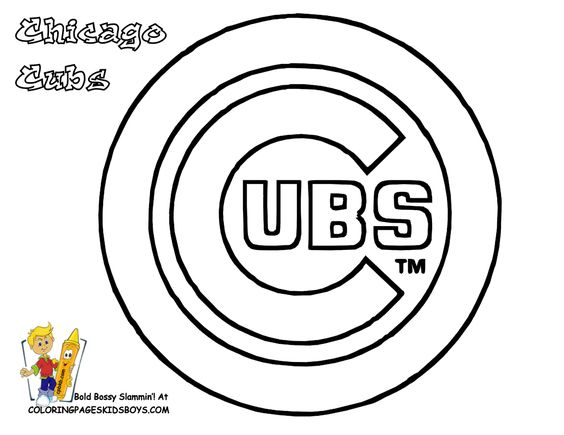 03_Chicago_Cubs_baseball_coloring_at-coloring-pages-book