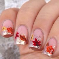 35 Cool Nail Designs to Try This Fall | Nail design, OPI ...