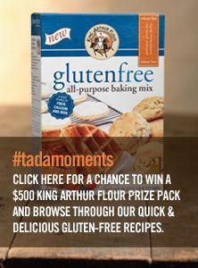 500 in King arthur and King arthur flour on Pinterest