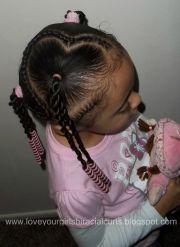 cute african american hairstyles