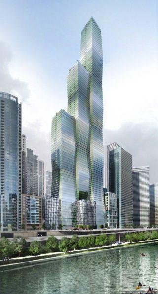 Chicago Wanda Vista Tower
