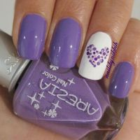 1000+ ideas about Purple Wedding Nails on Pinterest ...