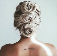 14 Pretty Chignons That Will Make Your Easter Sunday ...