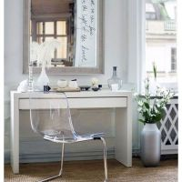 Dressing Table With Drawer Modern White Vanity Make Up ...
